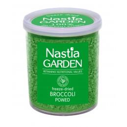 Liofilizuotų brokolių pudra...