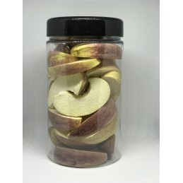 Liofilizuotos obuolių...