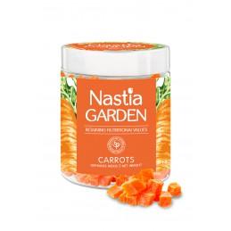 Nastiagarden liofilizuotos morkos